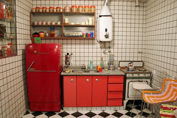 Consejos para decorar la casa con un estilo retro for Decoracion retro pop