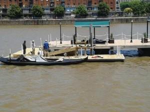 gondola puerto madero