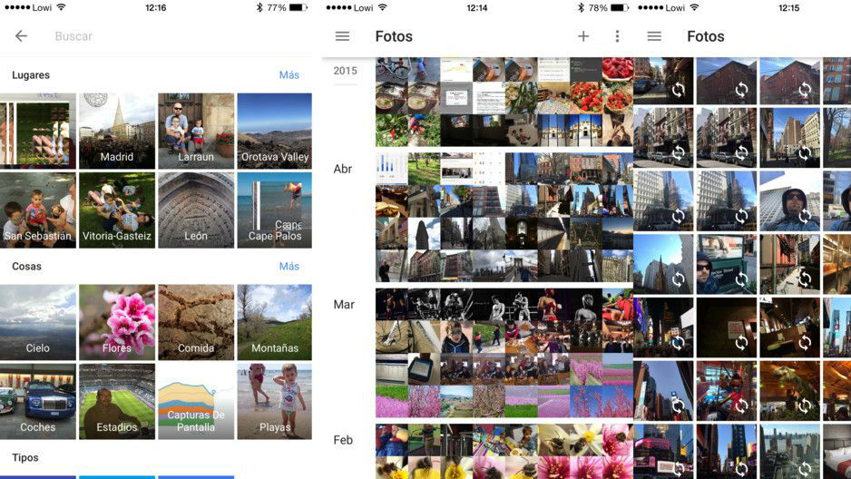 google fotos5