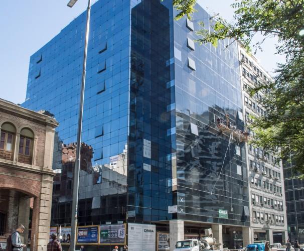 Edificio Alem sustentable