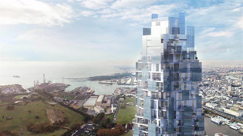 Harbour tower c mo es la torre de 50 pisos que cambiar - Kaiser puerto de la torre ...