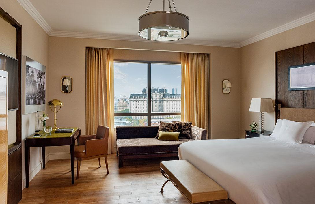 Nuevo hotel de lujo inauguran el alvear icon en el dique iii for Piso 9 del hotel madero